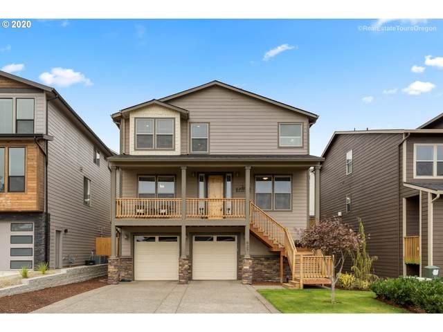 627 N U St, Washougal, WA 98671 (MLS #20110012) :: Fox Real Estate Group