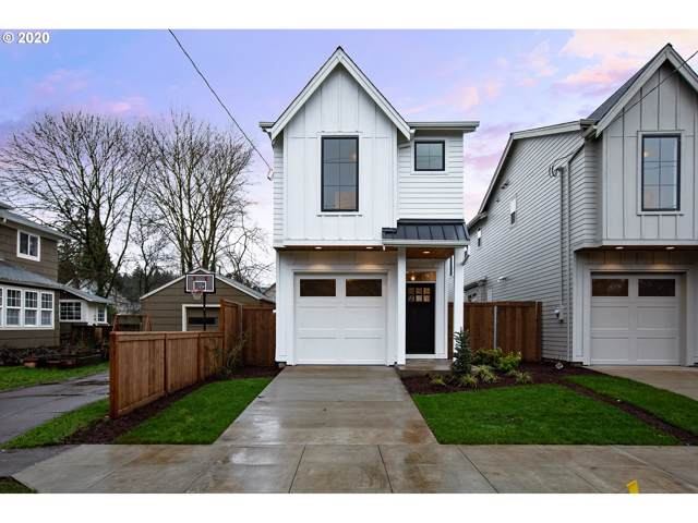 7462 N Stockton Ave, Portland, OR 97203 (MLS #20110151) :: Townsend Jarvis Group Real Estate
