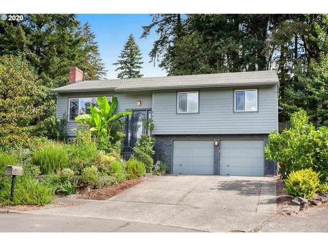11425 SW Lanewood St, Portland, OR 97225 (MLS #20110325) :: The Liu Group