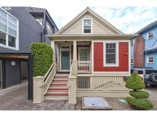 2163 NW Everett St, Portland, OR 97210 (MLS #20110365) :: McKillion Real Estate Group