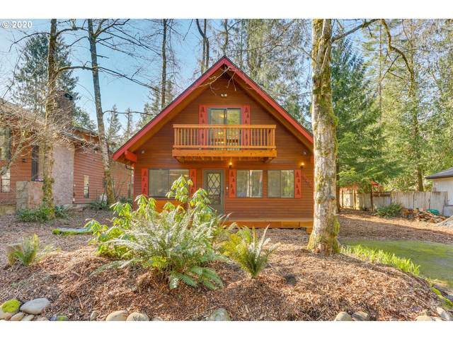 65436 E Timberline Dr, Rhododendron, OR 97049 (MLS #20110998) :: Next Home Realty Connection