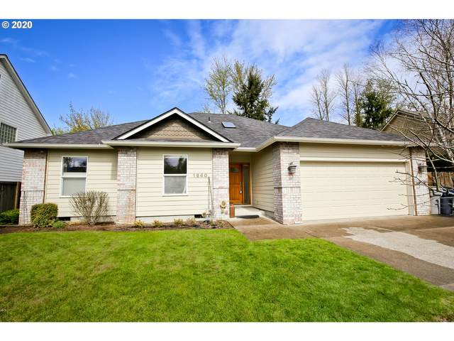1640 W 15TH Ave, Junction City, OR 97448 (MLS #20111136) :: Lucido Global Portland Vancouver