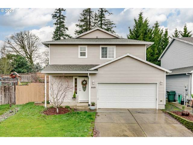 809 Alexandra Dr, Newberg, OR 97132 (MLS #20111488) :: Fox Real Estate Group