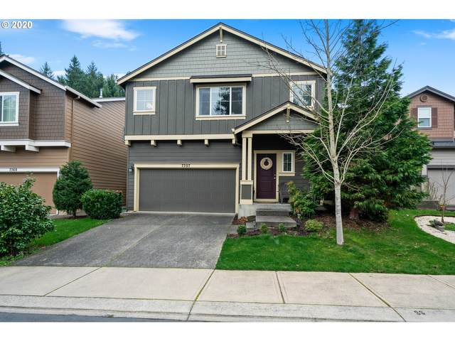 7357 SW 180TH Ter, Beaverton, OR 97007 (MLS #20111595) :: Change Realty