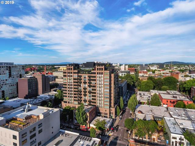 333 NW 9TH Ave #712, Portland, OR 97209 (MLS #20111913) :: McKillion Real Estate Group