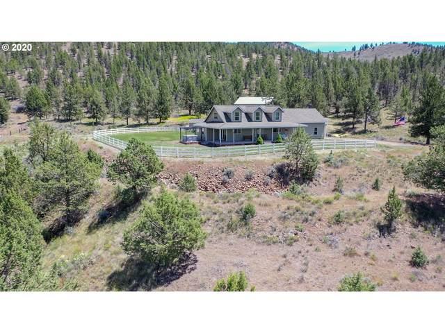 700 SE Keystone Ranch Rd, Prineville, OR 97754 (MLS #20112512) :: The Liu Group