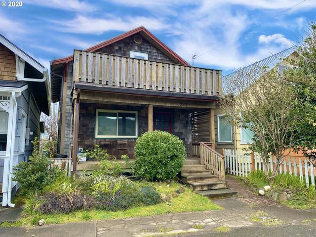 247 Miller St, Rockaway Beach, OR 97136 (MLS #20113166) :: McKillion Real Estate Group