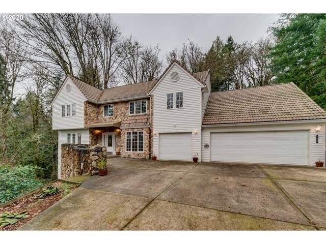 1450 Wisteria Rd, West Linn, OR 97068 (MLS #20113687) :: McKillion Real Estate Group
