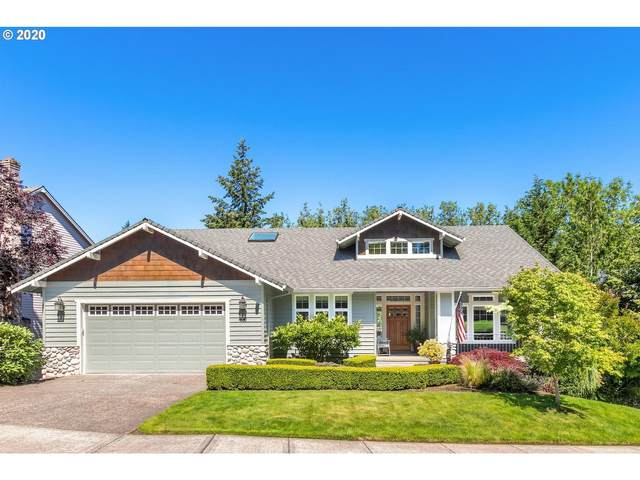 681 NW 94TH Ter, Portland, OR 97229 (MLS #20114087) :: Change Realty