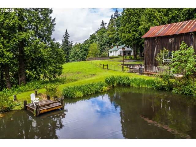 37710 NE Clara Smith Rd, Corbett, OR 97019 (MLS #20114175) :: Townsend Jarvis Group Real Estate