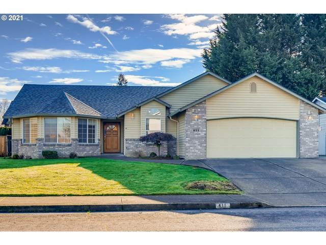 411 NE 136TH Way, Vancouver, WA 98685 (MLS #20114221) :: Real Tour Property Group