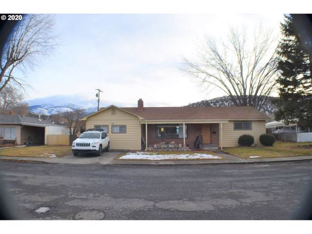304 NW 5TH Ave, John Day, OR 97845 (MLS #20114946) :: Gustavo Group