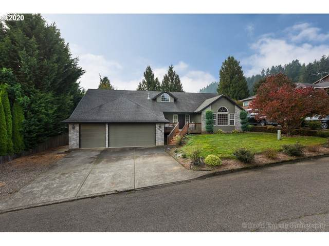 32864 NW Bella Vista Dr, Scappoose, OR 97056 (MLS #20115470) :: Next Home Realty Connection