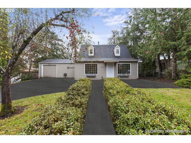4052 SW Huber St, Portland, OR 97219 (MLS #20116440) :: Holdhusen Real Estate Group