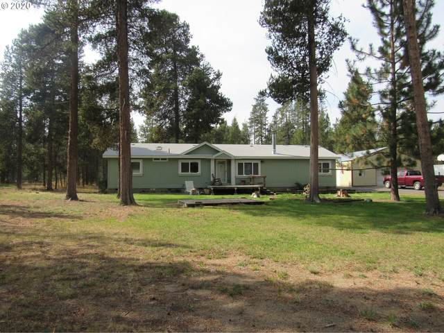 53265 Big Timber Dr, La Pine, OR 97739 (MLS #20116621) :: Townsend Jarvis Group Real Estate