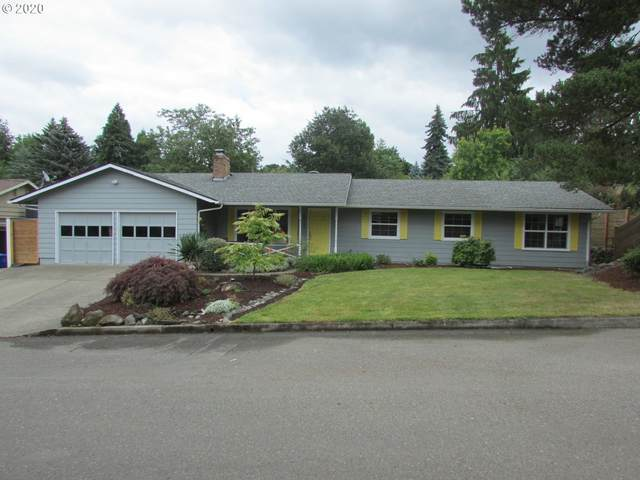 10734 SW 63RD Pl, Portland, OR 97219 (MLS #20116827) :: Fox Real Estate Group