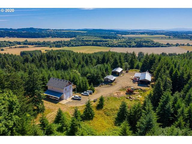 16062 Airlie Rd, Monmouth, OR 97361 (MLS #20117750) :: Coho Realty