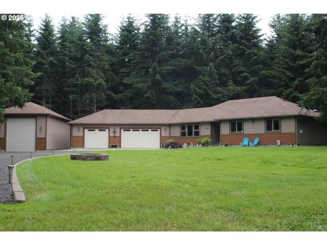 420 Starflower Dr, Castle Rock, WA 98611 (MLS #20117827) :: Fox Real Estate Group