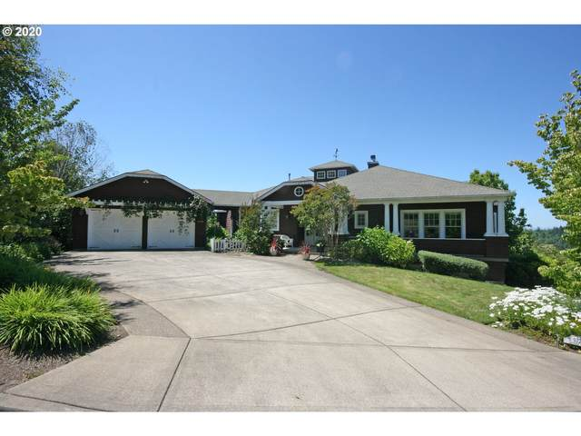 9320 NW Skyview Ct, Portland, OR 97231 (MLS #20118081) :: Beach Loop Realty