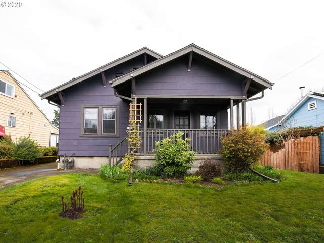 1615 N Terry St, Portland, OR 97217 (MLS #20118317) :: Matin Real Estate Group