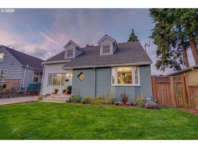 3615 NE Fremont St, Portland, OR 97212 (MLS #20118420) :: Real Tour Property Group