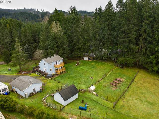 25231 S Newkirchner Rd, Mulino, OR 97042 (MLS #20118652) :: Next Home Realty Connection