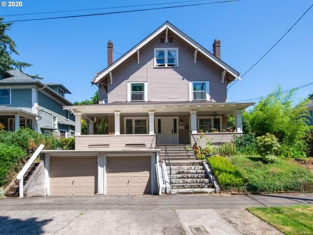 1211 NE Tillamook St, Portland, OR 97212 (MLS #20118667) :: Holdhusen Real Estate Group