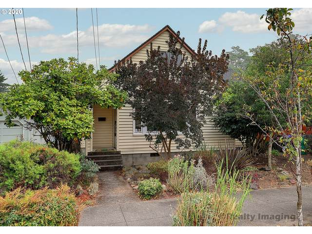 406 NE 75TH Ave, Portland, OR 97213 (MLS #20118949) :: The Liu Group