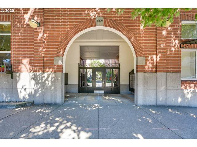 1009 NW Hoyt St #106, Portland, OR 97209 (MLS #20119096) :: Beach Loop Realty