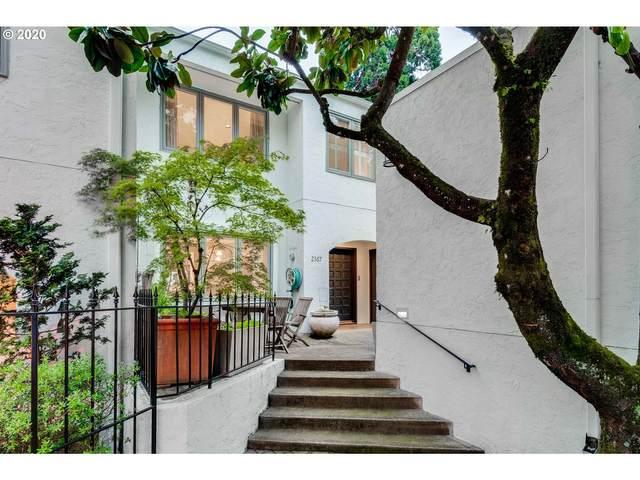 2387 SW Cedar St, Portland, OR 97205 (MLS #20119172) :: Holdhusen Real Estate Group
