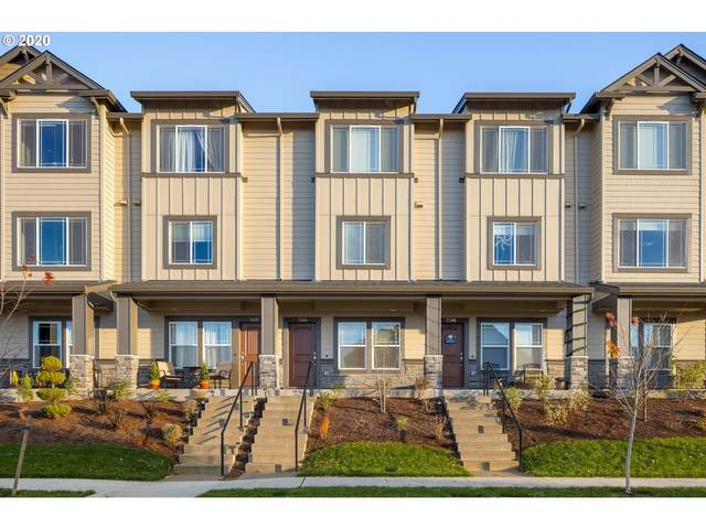 7404 NW Elise Ave, Portland, OR 97229 (MLS #20119286) :: Soul Property Group