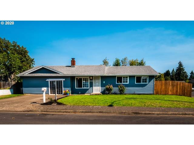 340 Boden St, Junction City, OR 97448 (MLS #20119496) :: Coho Realty