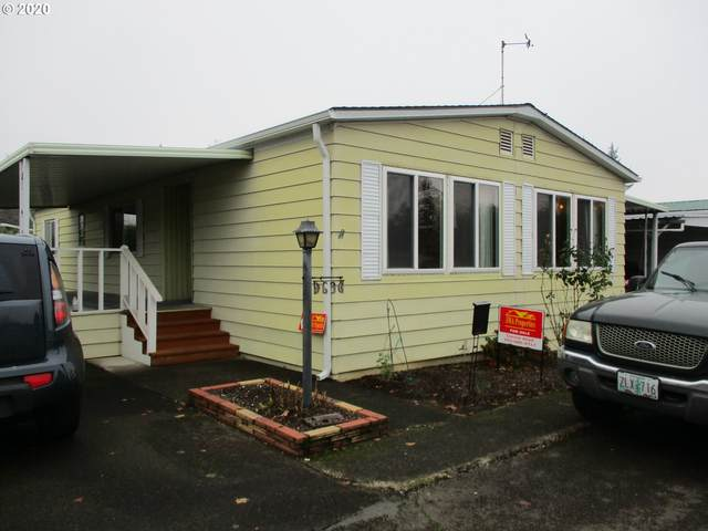 620 SE 2ND Ave #69, Canby, OR 97013 (MLS #20119631) :: McKillion Real Estate Group