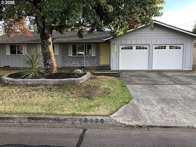 2420 18TH St, Florence, OR 97439 (MLS #20121078) :: Song Real Estate