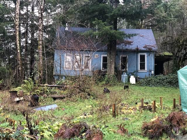 91781 Deadwood Creek Rd, Deadwood, OR 97430 (MLS #20121086) :: Change Realty