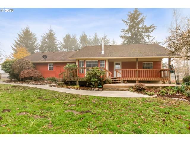 2306 NW Hayes Rd, Woodland, WA 98674 (MLS #20121108) :: Premiere Property Group LLC