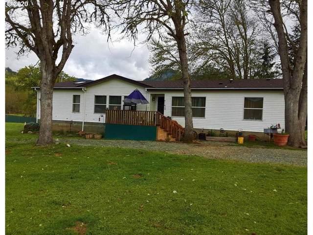 514 Eakin Rd, Azalea, OR 97410 (MLS #20121239) :: Townsend Jarvis Group Real Estate
