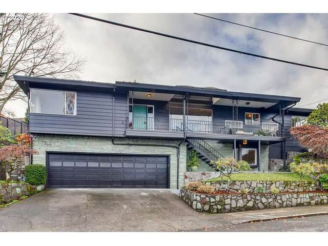 8035 SW Burlingame Ave, Portland, OR 97219 (MLS #20121331) :: Gustavo Group