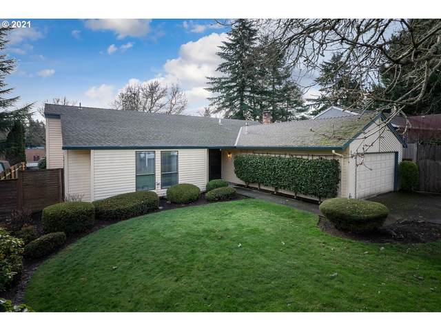 13860 SW Martingale Ct, Beaverton, OR 97008 (MLS #20122903) :: Real Tour Property Group