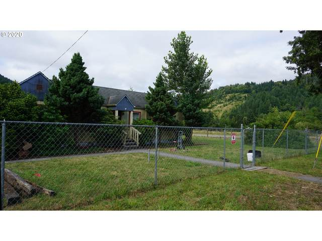 140 E Poplar St, Powers, OR 97466 (MLS #20123064) :: Song Real Estate