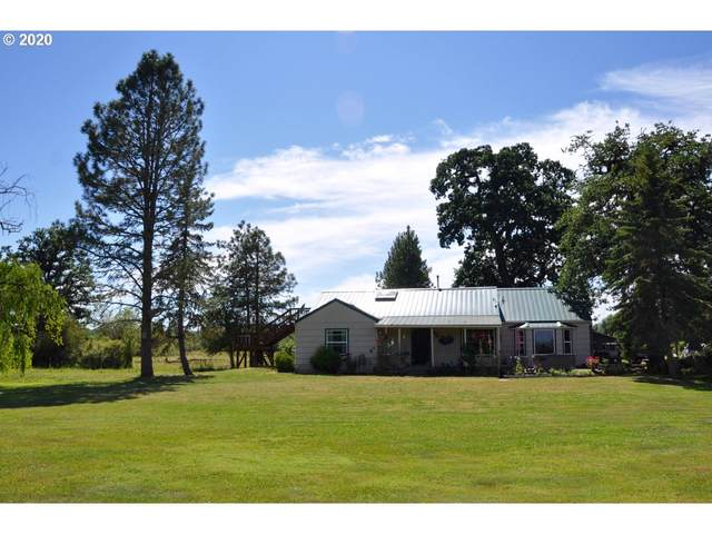 93710 Territorial Hwy, Junction City, OR 97448 (MLS #20123553) :: Townsend Jarvis Group Real Estate
