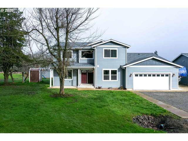45809 NW Clapshaw Hill Rd, Forest Grove, OR 97116 (MLS #20123811) :: Homehelper Consultants