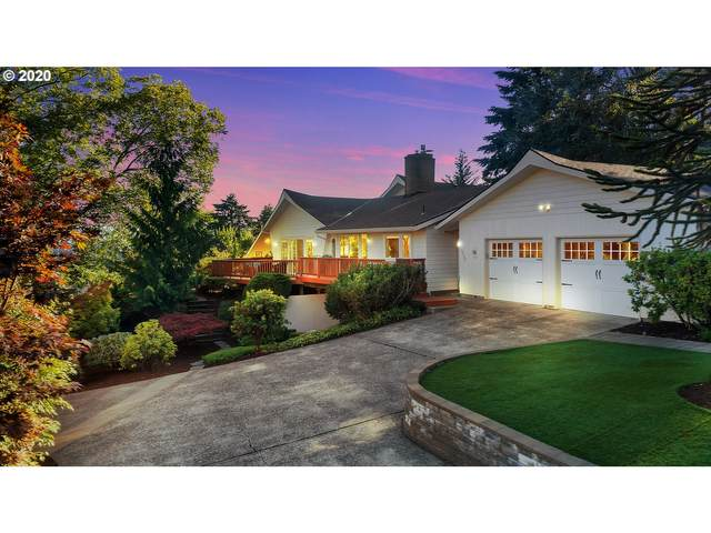 10128 SW Lady Marion Dr, Tigard, OR 97224 (MLS #20123860) :: Gustavo Group