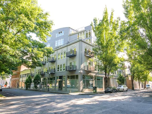 725 NW Flanders St #304, Portland, OR 97209 (MLS #20123863) :: Change Realty
