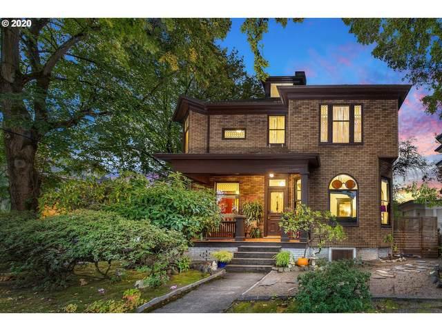 1336 SE Pine St, Portland, OR 97214 (MLS #20123912) :: Premiere Property Group LLC