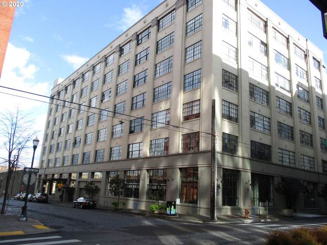 1314 NW Irving St #508, Portland, OR 97209 (MLS #20124201) :: Townsend Jarvis Group Real Estate