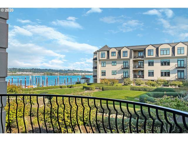 707 N Hayden Island Dr #207, Portland, OR 97217 (MLS #20124231) :: Townsend Jarvis Group Real Estate