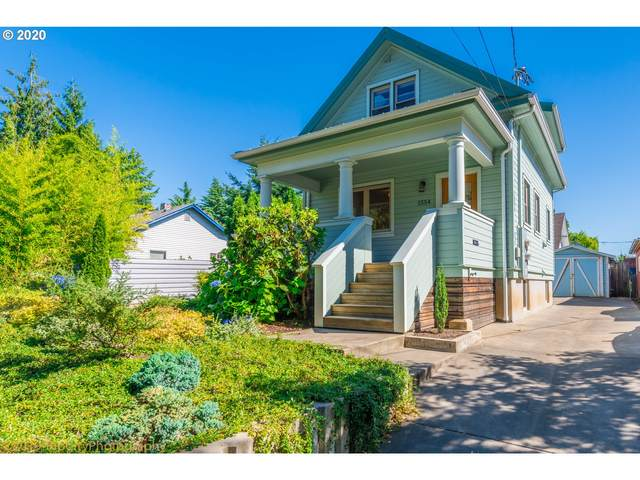 1554 N Jessup St, Portland, OR 97217 (MLS #20124632) :: Song Real Estate
