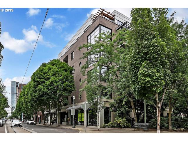 726 NW 11TH Ave #514, Portland, OR 97209 (MLS #20124852) :: Holdhusen Real Estate Group
