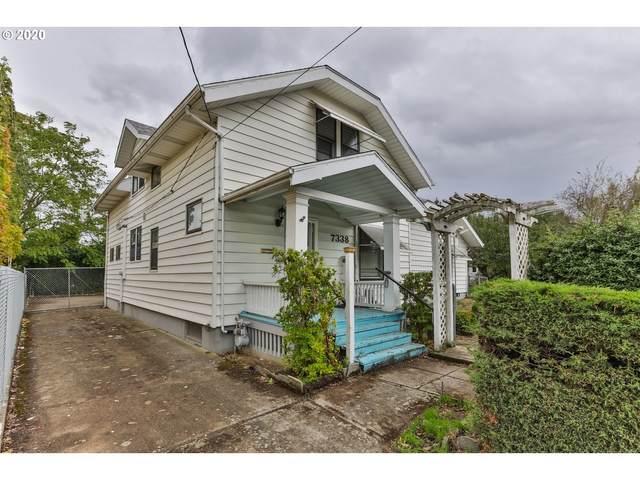 7338 N Knowles Ave, Portland, OR 97217 (MLS #20124856) :: Stellar Realty Northwest